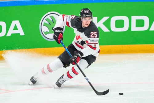 Sabres select defenseman Owen Power first overall