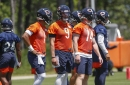 Chicago Bears 2021 Position Battles: The quarterback pecking order is set
