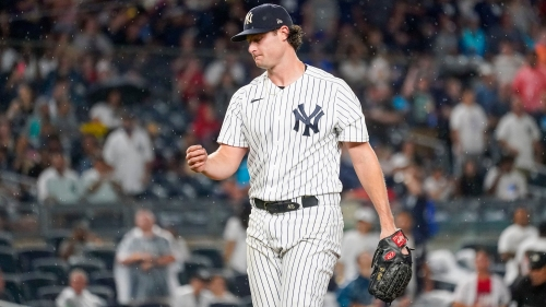 Yankees, Gerrit Cole can't hold off Red Sox in second loss of series
