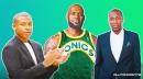Isaiah Thomas, Jamal Crawford make 'Sonics' pitch to lure Lakers' LeBron James to Seattle