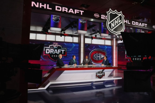 Canadiens select Oliver Kapanen with the 64th pick