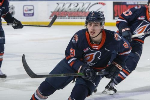 2021 NHL Draft: Wild trade up to select Josh Pillar in fourth round