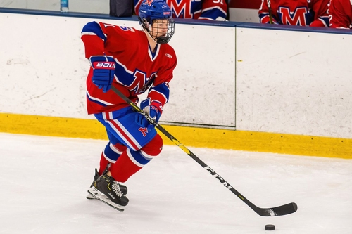 2021 NHL Draft: LHD Nate Benoit gets snagged by the Wild in 6th round