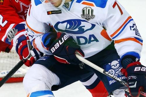 Getting to know Canadiens #87 selection Dmitri Kostenko