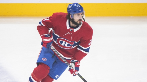 Top five UFA centres: Canadiens' Danault to be popular target