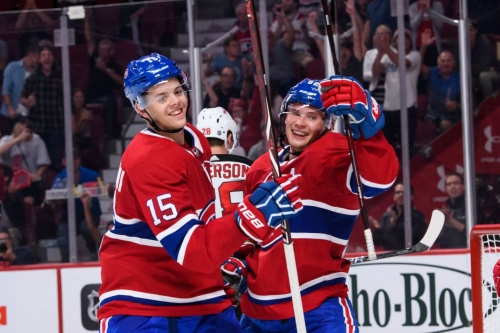 Canadiens extend qualifying offers to six players