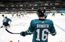 Sharks will not qualify Donato, Merkley