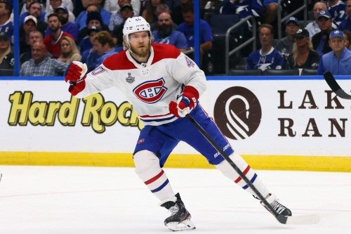 Montreal Canadiens sign Joel Armia to four-year contract extension