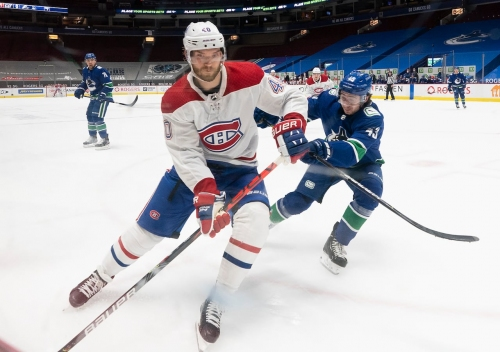 Montreal Canadiens sign forward Joel Armia to 4-year, $13.6-million US extension