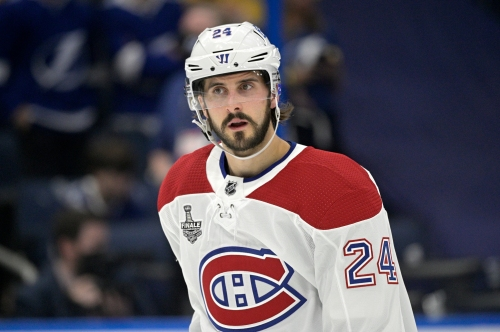 Kings sign forward Phillip Danault to 6-year, $33M deal