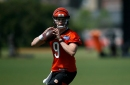 OPEN THREAD: Bengals training camp Day 1
