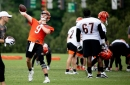'This is just another step': How Bengals' QB Joe Burrow plans to improve his game
