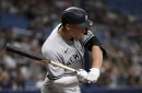 Aaron Judge scratched from Yankee lineup just one day after return from COVID-19 IL; team gives no explanation