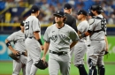 Yankees 0, Rays 14: The getaway day from hell