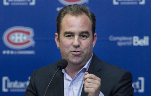 Canadiens' sponsors satisfied with owner's apology after Mailloux pick