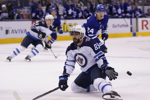Analysis: Mathieu Perreault should fill the role vacated by Corey Perry