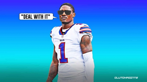 Stefon Diggs' truth bomb on Bills passing game for 2021