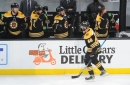 2021 Player Ratings:It was a tale of two David Krejci's this past season