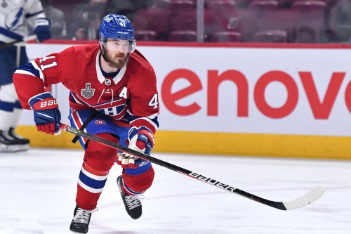Paul Byron out five months after hip surgery