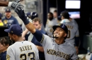 The Milwaukee Brewers continue to roll as the defeat the Atlanta Braves 9-5