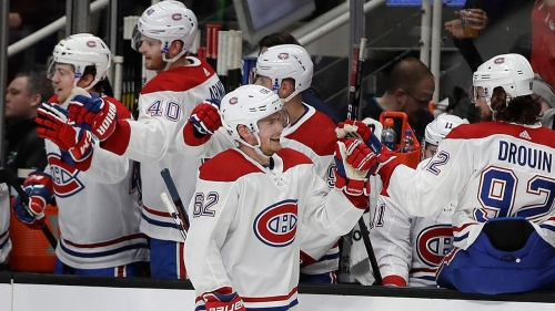 Canadiens sign Artturi Lehkonen to one-year, $2.3M contract extension
