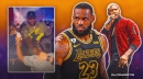 Lakers star LeBron James gets blasted on Twitter for allegedly 'assaulting' fan at Usher's concert