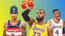 LeBron James' parting gift to Kyle Kuzma after Russell Westbrook trade to Lakers