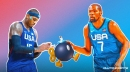 Kevin Durant drops truth bomb on Carmelo Anthony after eclipsing his Team USA record