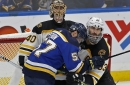 Blues' interest in Chara looks like it won't pan out