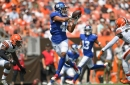 Giants at Browns: 'Things I think' after Giants fall to Browns