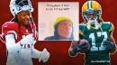 Cardinals' Deandre Hopkins has bold claim that won't please Davante Adams