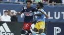 BELGIUM BOUND: Revs' Buchanan to join Club Brugge after MLS season
