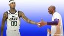Jordan Clarkson reacts on emotional throwback tribute to Kobe Bryant