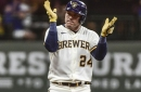 Brewers Nearly Blank Reds, 4-1