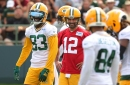 Friday Cheese Curds: Aaron Rodgers is happy with his weapons