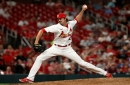 Cardinals' Andrew Miller goes on IL with another foot blister; Whitley recalled