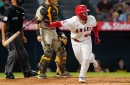 Angels' erupt in blowout victory over Padres