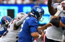 Giants' LT Andrew Thomas takes step back with ugly performance vs. Patriots