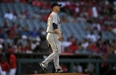 Zack Greinke's inability to miss bats hasn't cost him, yet
