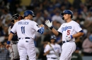 Dodgers hit 4 home runs in first 3 innings to beat Braves