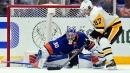 Islanders sign goalie Ilya Sorokin to three-year, $12M extension