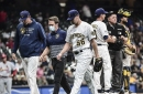 Brewers blown out by Cardinals 15-4