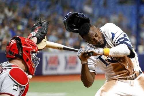Game 136: Twins at Rays