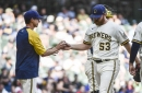 Brewers lay an egg as they fall to the Phillies, 12-0