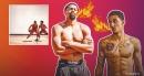 Wizards' Kyle Kuzma, Spencer Dinwiddie talk major trash after heated pick-up battle