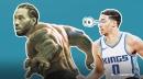 Clippers star Kawhi Leonard shocked Tyrese Haliburton with ridiculous strength