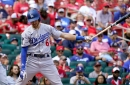 Dave Roberts shakes up Dodgers' sputtering lineup