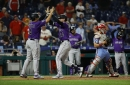 Rockies 4, Phillies 3: Ryan McMahon gives all the brotherly love