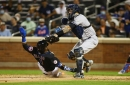 Mets capitalize on Yankees' mistakes en route to a lopsided victory