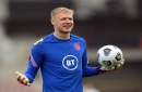 Team News: Aaron Ramsdale and Takehiro Tomiyasu start for Arsenal against Norwich